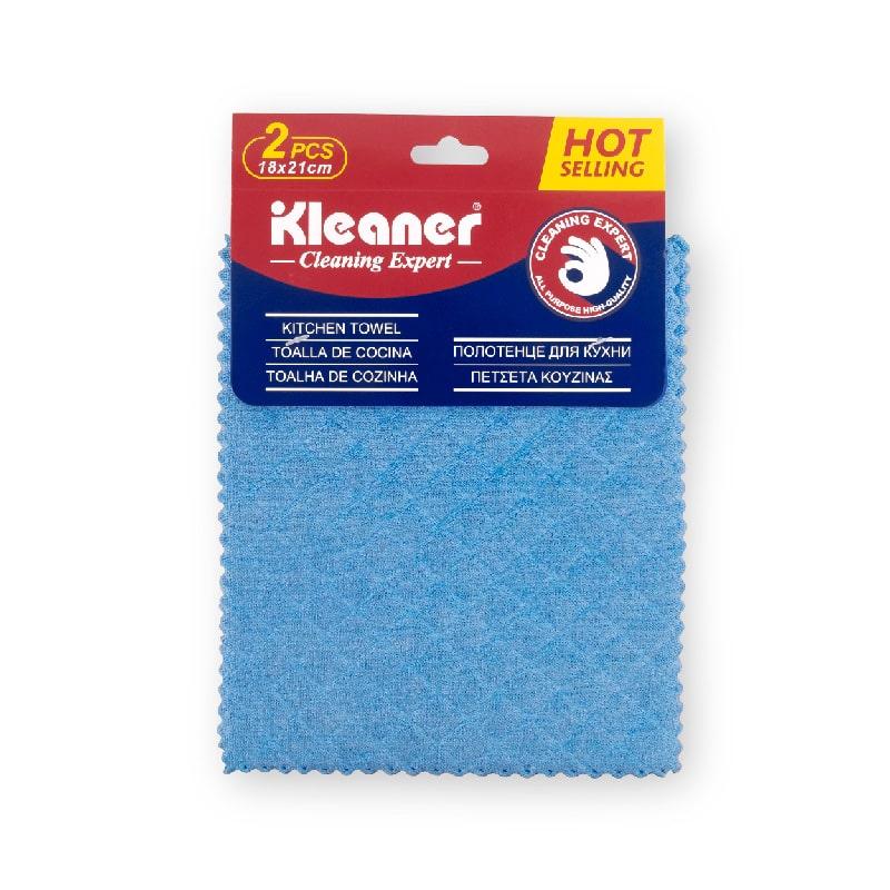 Kain Lap Microfiber Sponge isi 2 pcs
