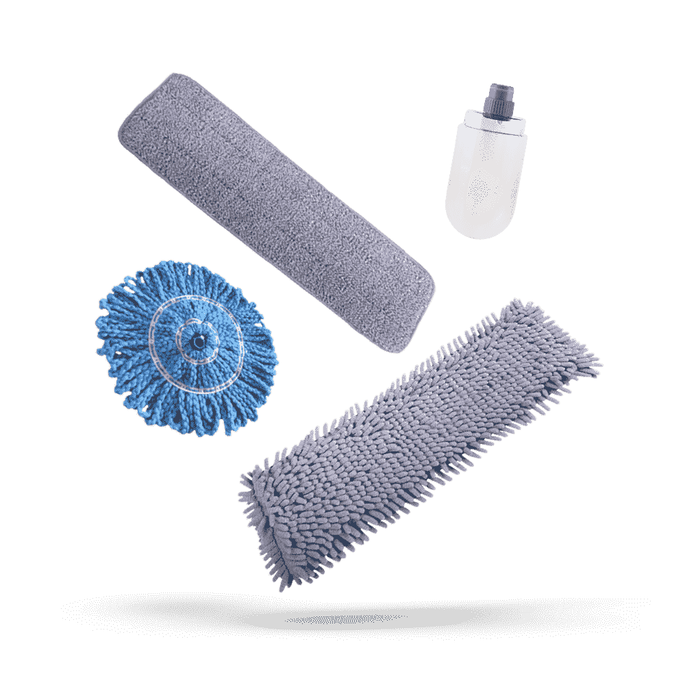 Membersihkan Rumah Jadi Lebih Praktis & Bersih