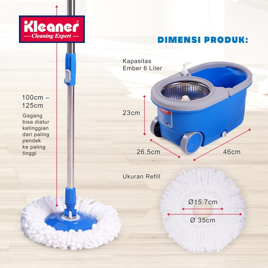 Spin Mop 3