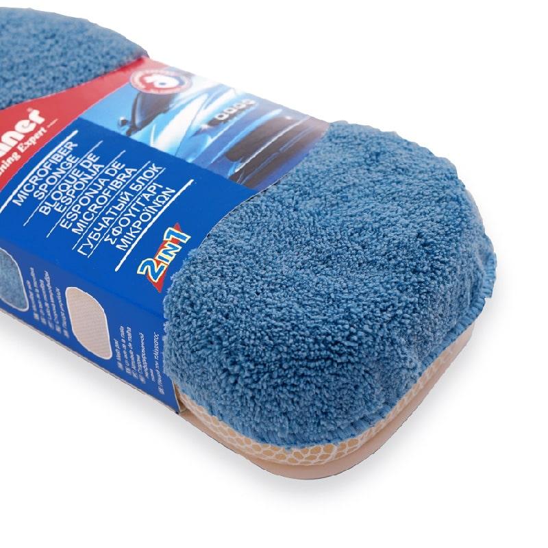 Sponge Cuci Mobil Microfiber